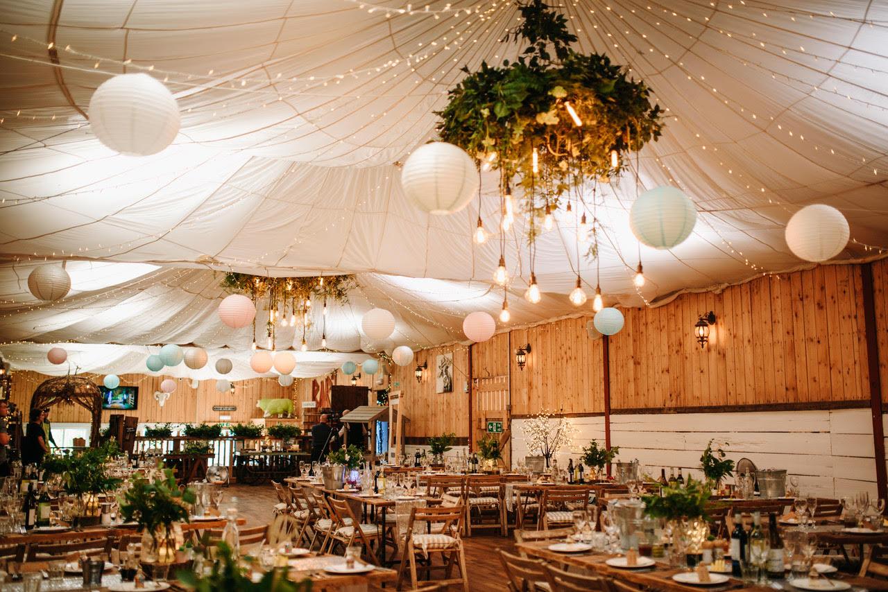 The wellbeing farm - bespoke wedding venue - north west weddings venue - alternative wedding 3