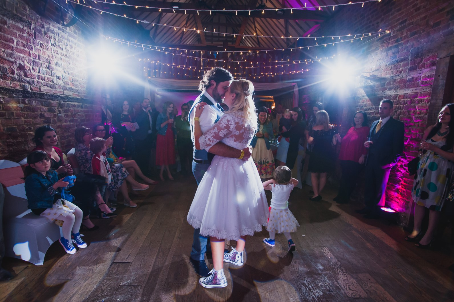 rock and roll wedding- pike photography- unconventional wedding- alternative wedding- first dance 2