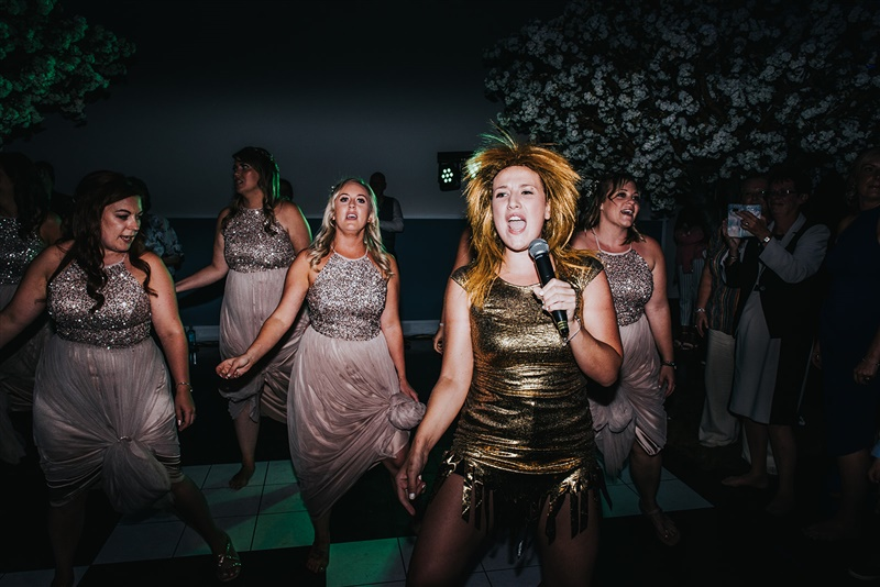 Bombay Sapphire Wedding- Same Sex Wedding- Unconventional Wedding- This And That Photography-motown wedding singer