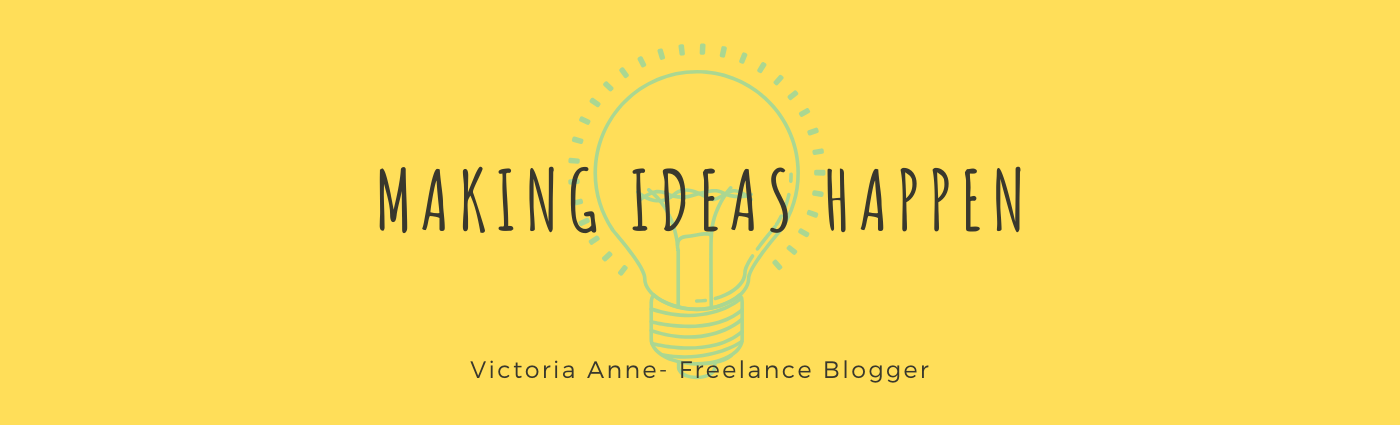 Victoria Anne- Freelance Blogger- Supplier Portal