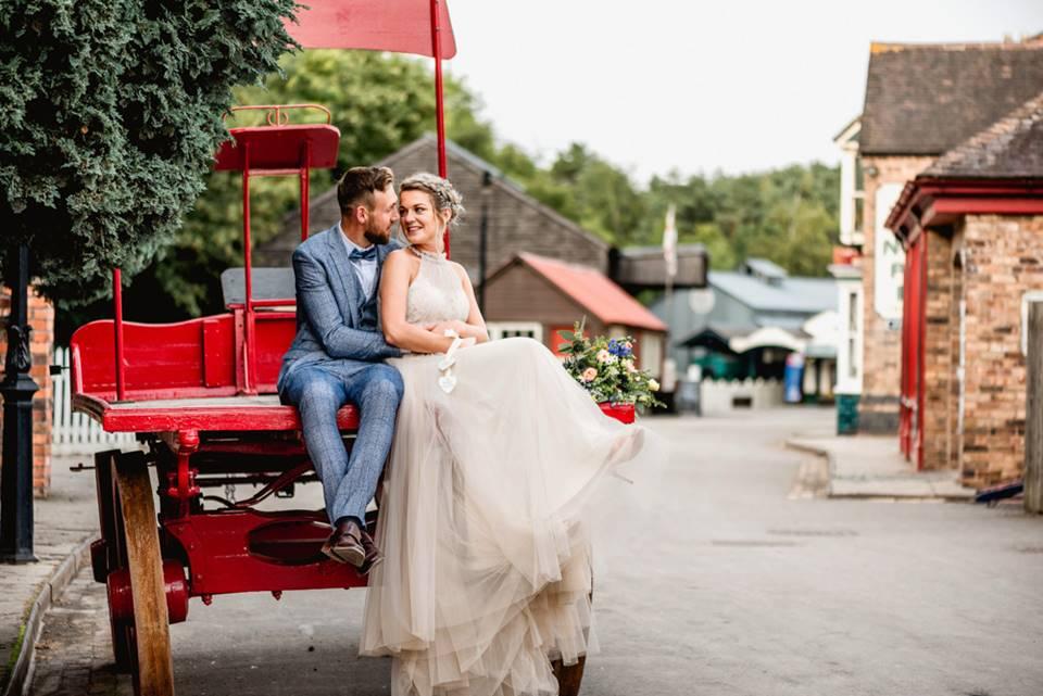 Ironbridge Gorge- Shropshire Wedding Venue- historic wedding venue- the best alternative wedding venues-unconventional wedding