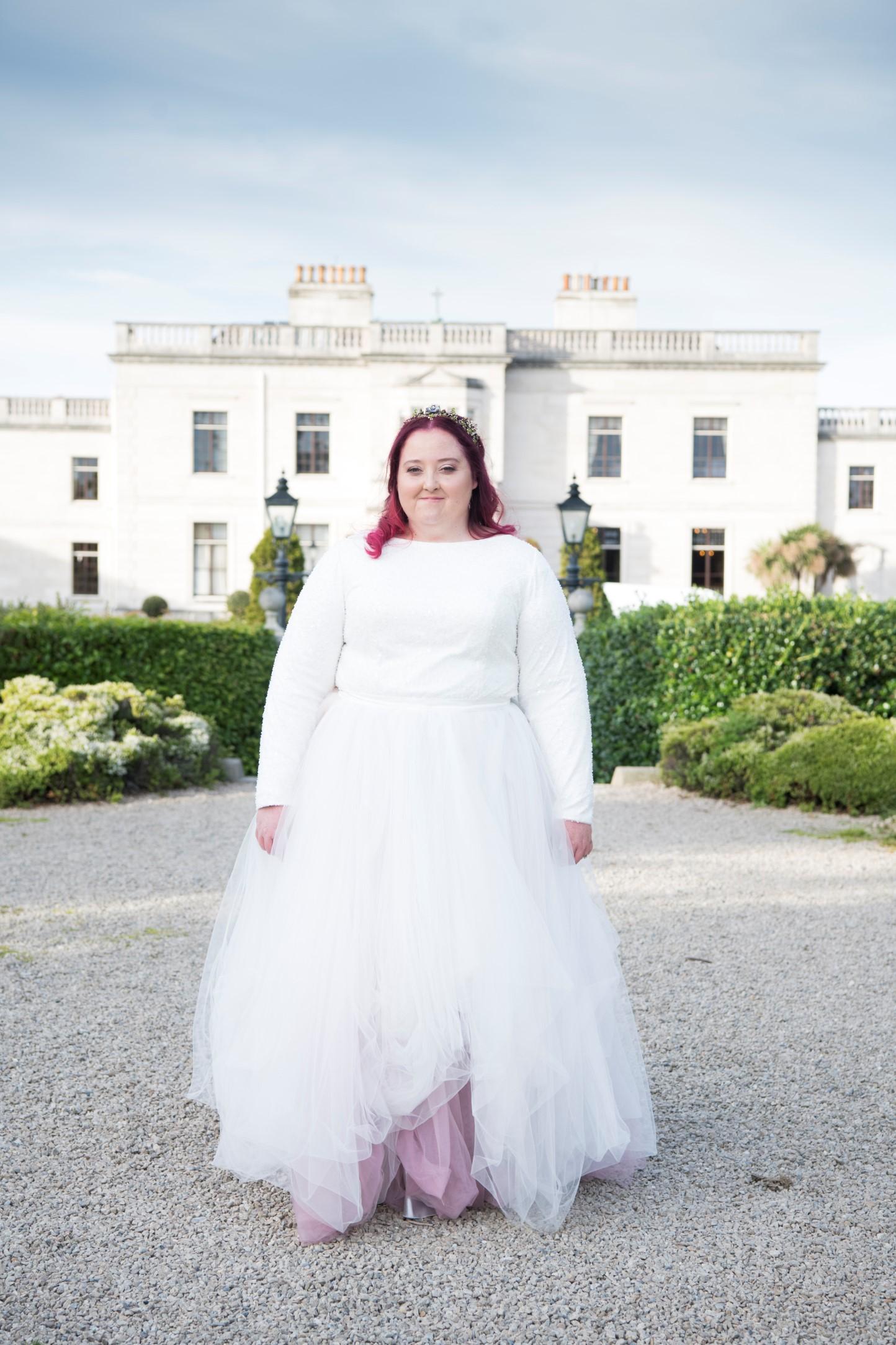 Zoo Wedding- Emma May Photography- Unconventional Wedding- Unique Wedding Inspiration- Alternative Bride