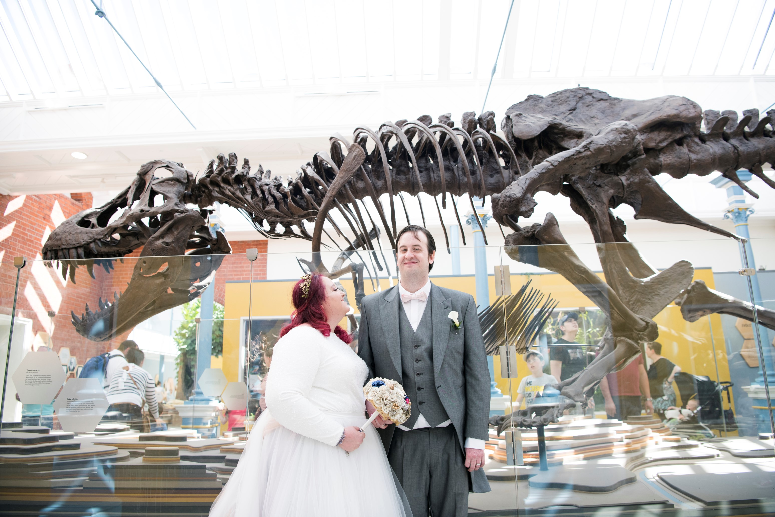 Zoo Wedding- Emma May Photography- Unconventional Wedding- Unique Wedding Inspiration 11