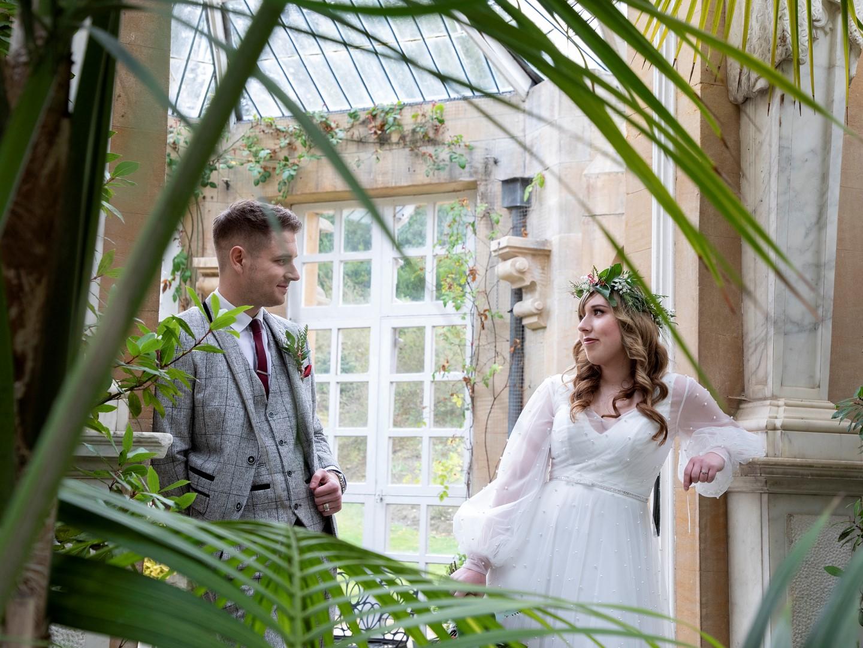 Tropical Boho Wedding- Pink Photographics- Greenhouse Wedding- Harlaxton Wedding- Unconventional Wedding- Unique Wedding Ideas 10