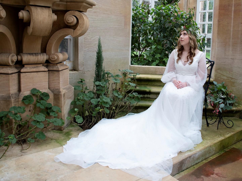 Tropical Boho Wedding- Pink Photographics- Greenhouse Wedding- Harlaxton Wedding- Unconventional Wedding- Unique Wedding Ideas 5