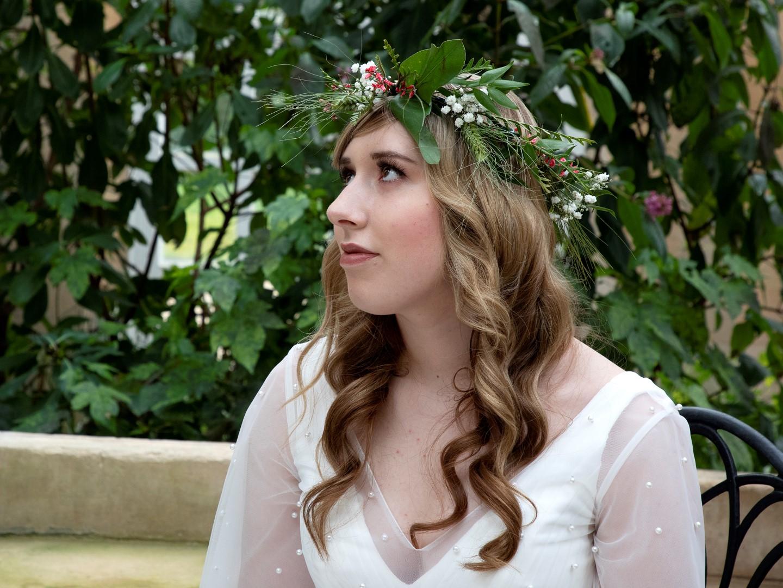 Tropical Boho Wedding- Pink Photographics- Greenhouse Wedding- Harlaxton Wedding- Unconventional Wedding- Unique Wedding Ideas 4