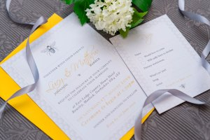 Doodah Designs- Unique Wedding Invitations- Unconventional Wedding- Bespoke Wedding Invitations