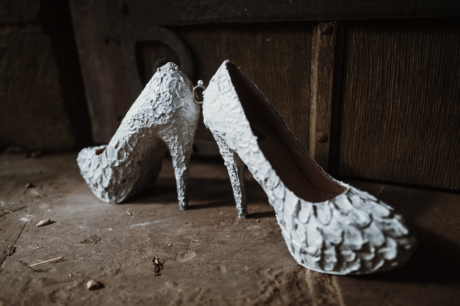 Game Of Thrones Wedding- Tom Jeavons Photography- Unconventional Wedding- Fantasy Wedding- Themed Wedding- unique wedding shoes