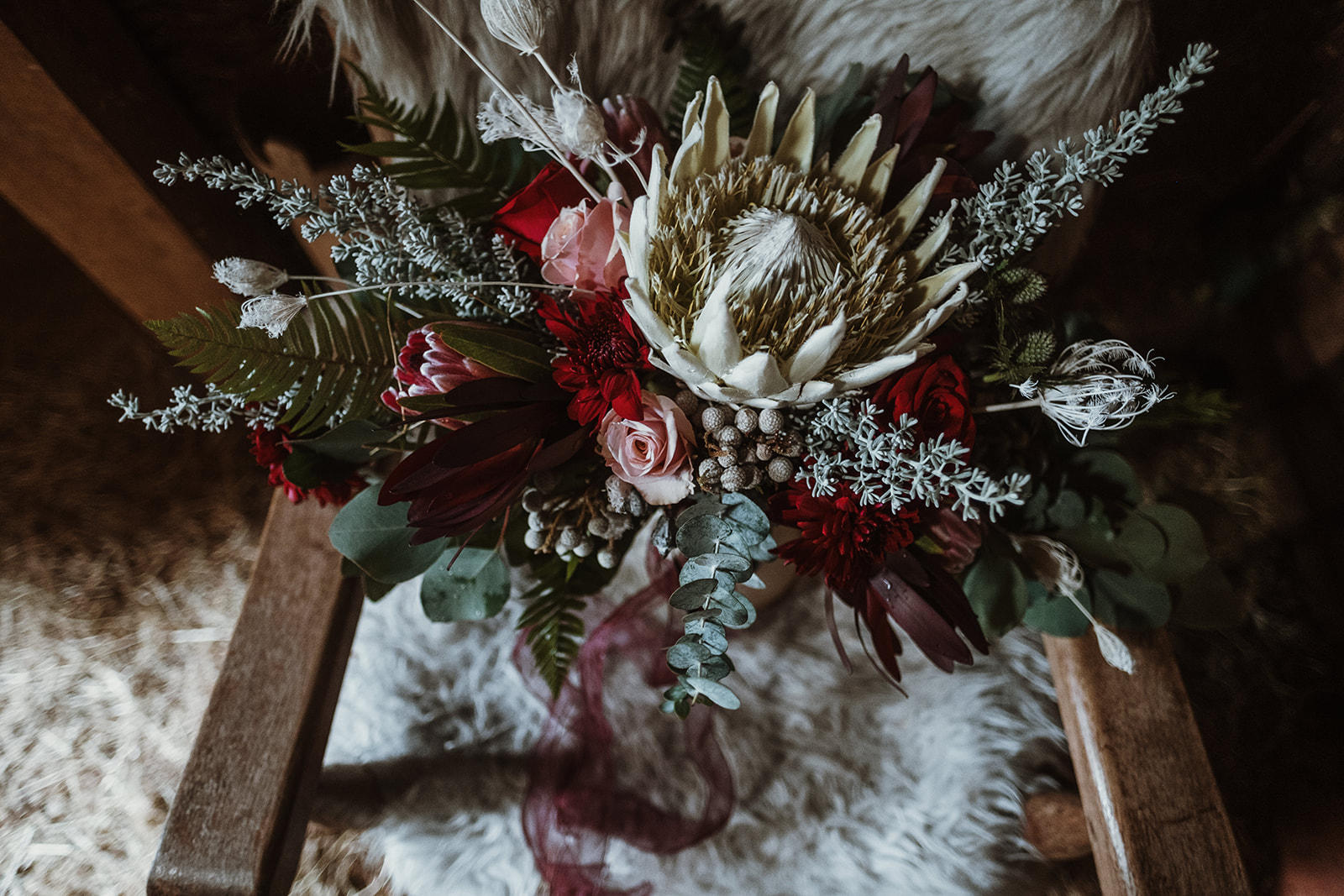 Game Of Thrones Wedding- Tom Jeavons Photography- Unconventional Wedding- Fantasy Wedding- Themed Wedding- unique wedding flowers