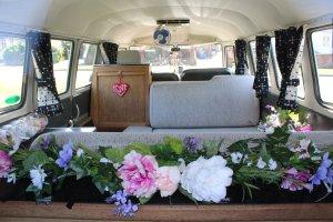 The White Van Wedding Company- Camper Van Photo Booth- Unique Wedding Transport- Wedding Camper Van- Essex Wedding Transport- Unconventional Wedding- Alternative Wedding Directory 2