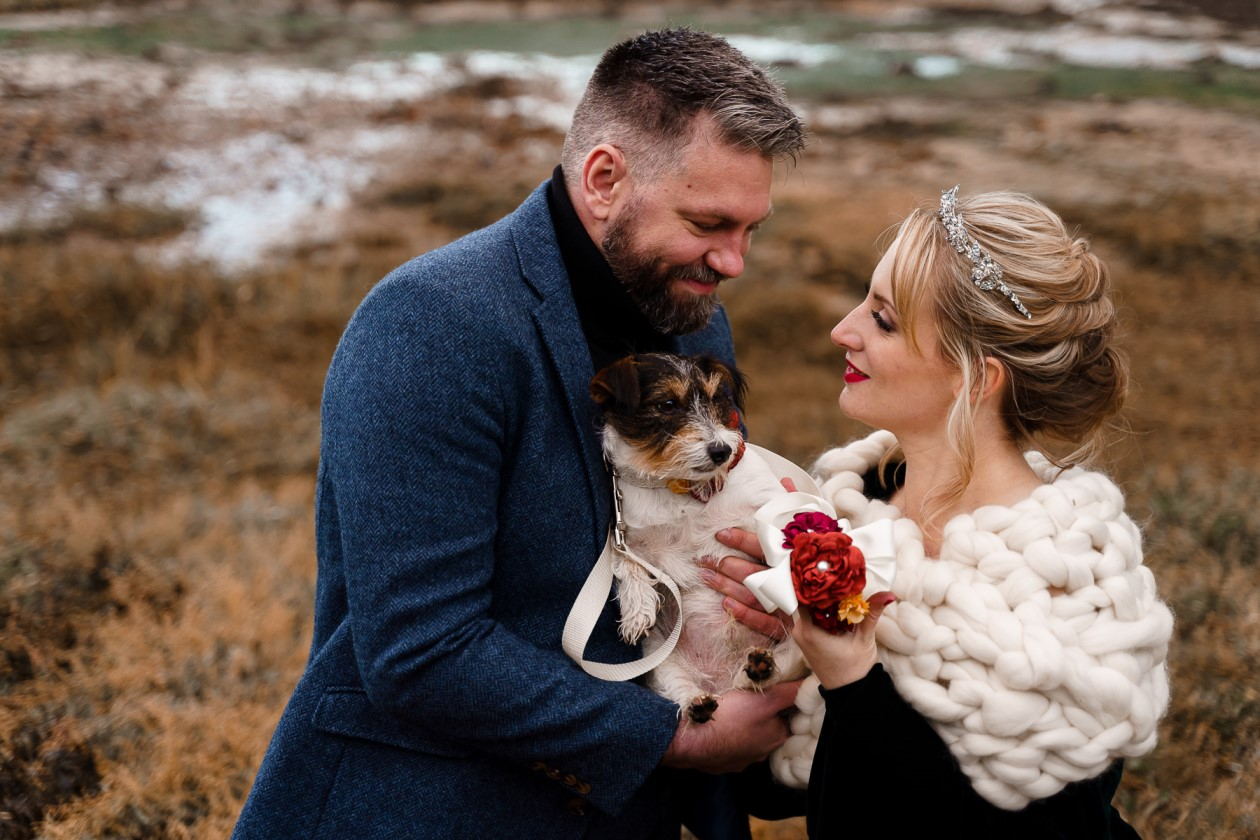 dog friendly wedding- dogs at weddings- katherine and her camera- dog wedding accessories-unconventional wedding- wedding planning advice- pets at weddings- wedding photos with dog