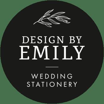 Design By Emily Logo