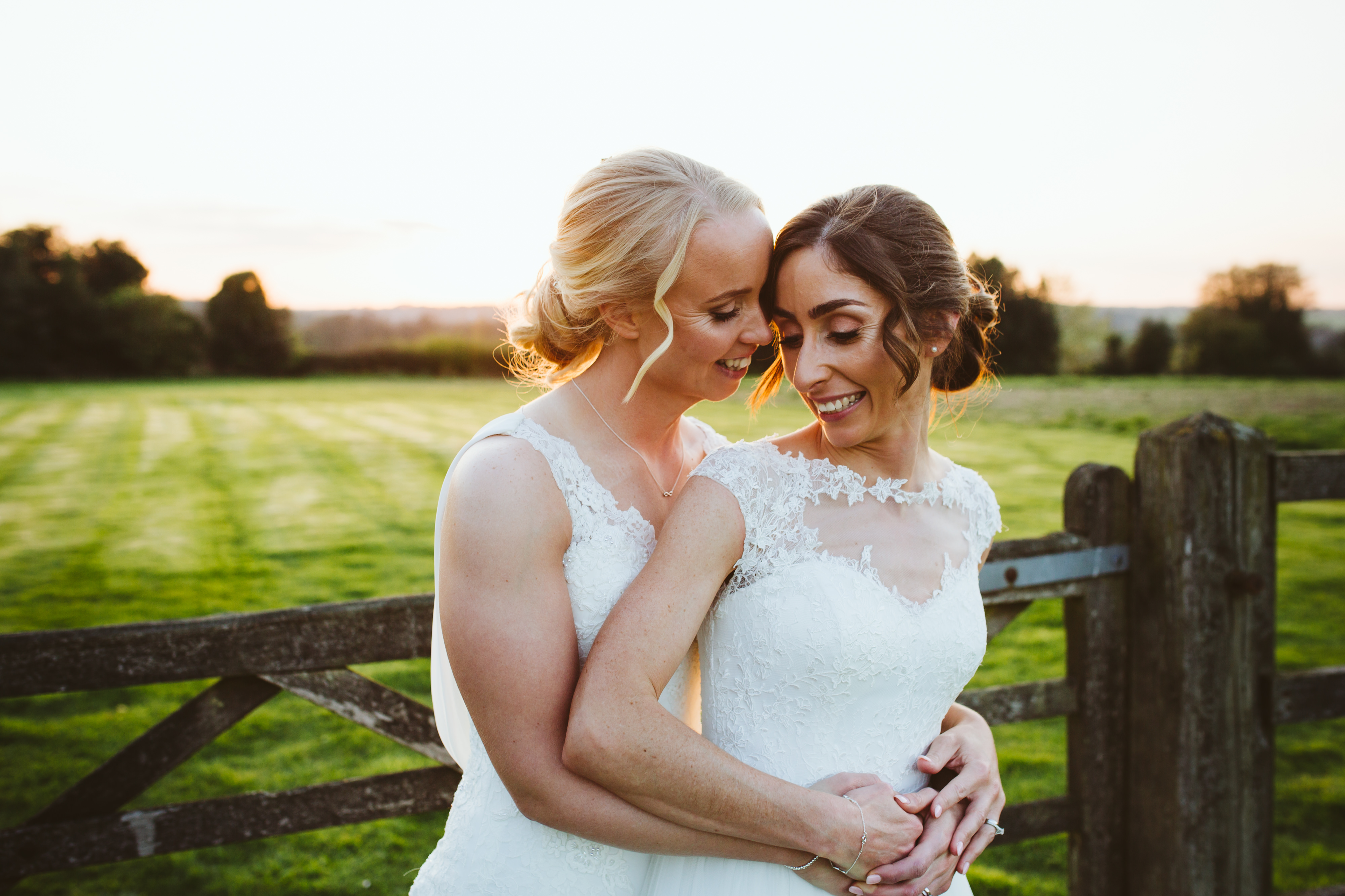 how to choose your wedding photographer - romantic wedding photography - same sex farm wedding
