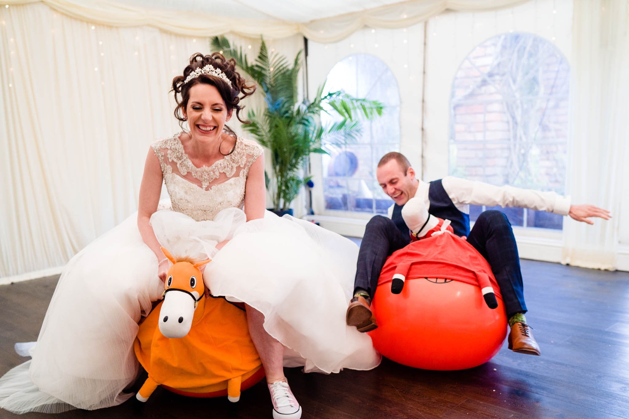 wedding space hoppers - fun wedding photography - candid wedding photography