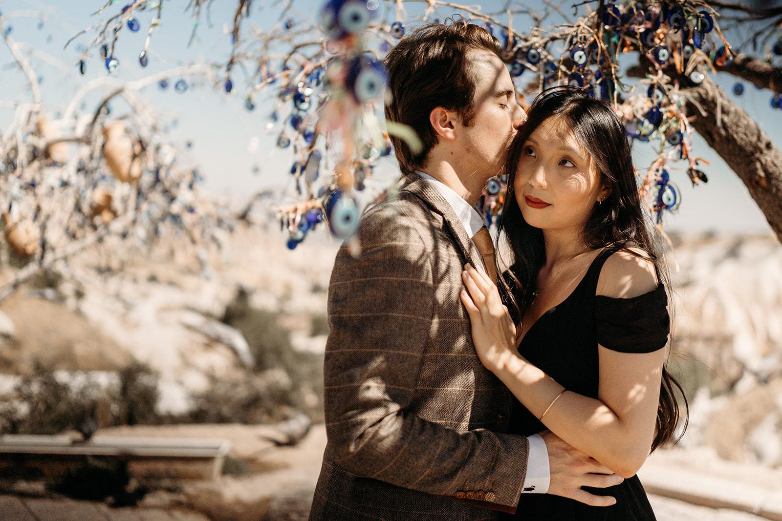 Cappadocia wedding - beautiful elopement photography - turkish elopement photoshoot