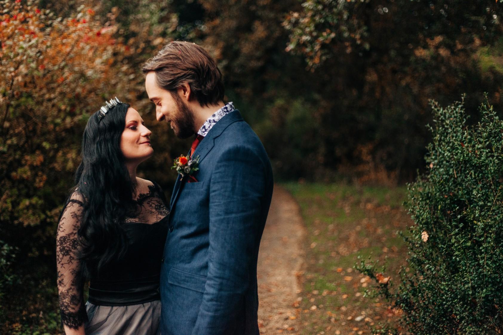 alternative intimate wedding - individual wedding inspiration - small wedding - micro wedding