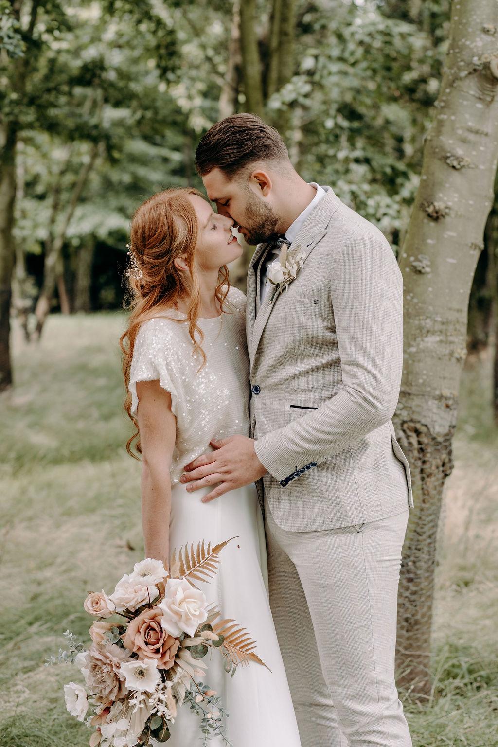 sustainable boho wedding - unconventional wedding - bohemian wedding photography - eco friendly wedding - unconventional wedding