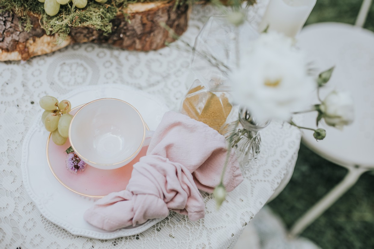 fairy wedding - whimsical wedding - magical wedding - vintage wedding decor