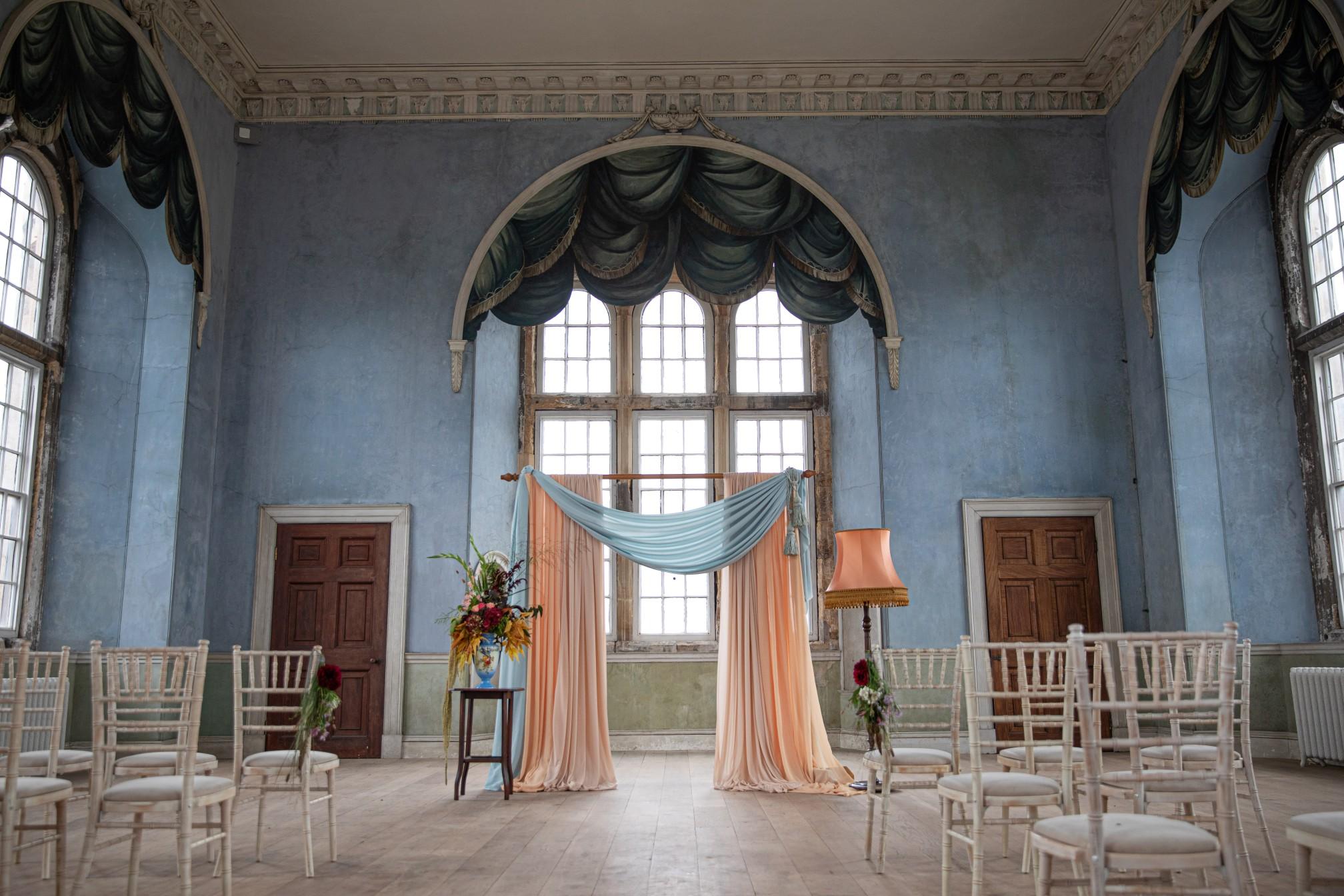 wollaton hall - nottingham wedding venue - unique wedding venue - historic wedding venue