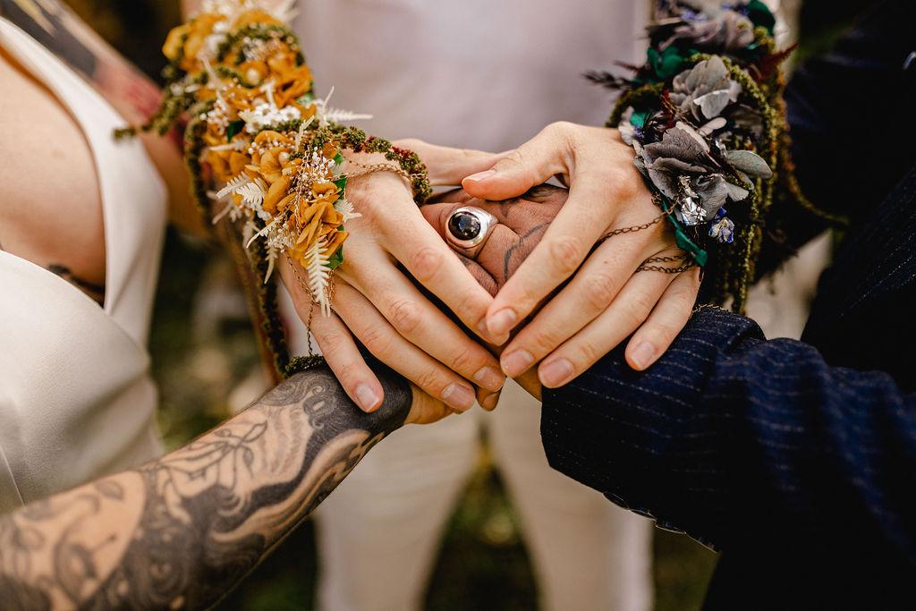 unique wedding ceremony - alternative wedding celebrant - wedding ceremony ideas - celebrant wedding ceremony