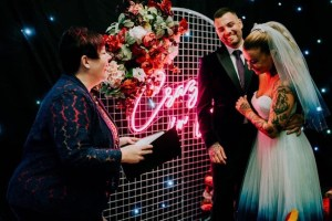 The Unconventional Celebrant - Grant Harper Photography