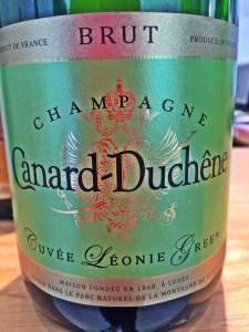 Canard-Duchene Leonie Green NV