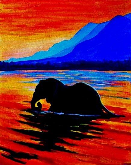 Oriental Elephant