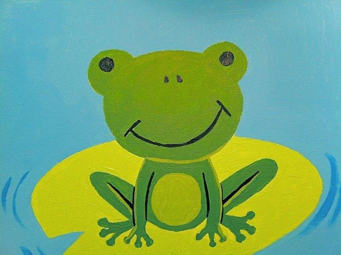 Kids Froggy