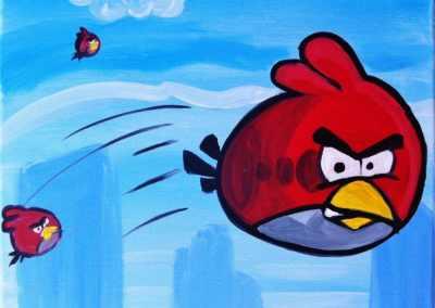 Kids Angry Birds