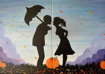 Date Night: Fall Couple