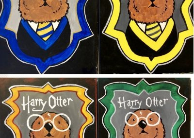 Hogwarts Otters