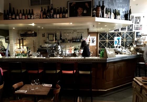 Terroirs bar