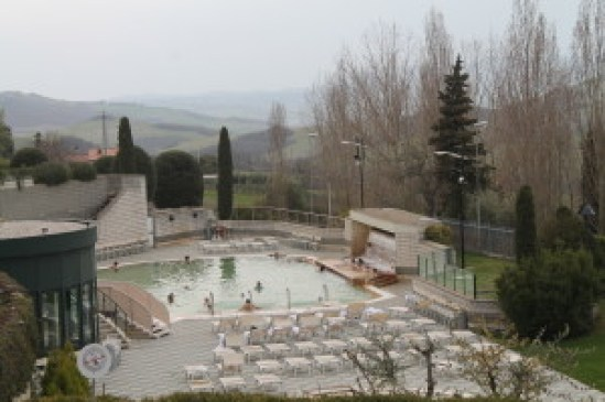 Fonteverde Terme, ~ Famous for thermal baths at 6 Star Resort in San Casciano dei Bagni