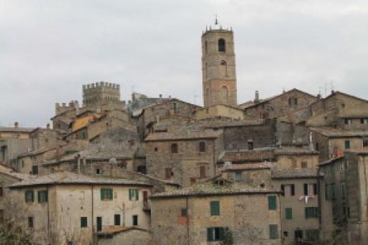San Casciano dei Bagni, population 1700