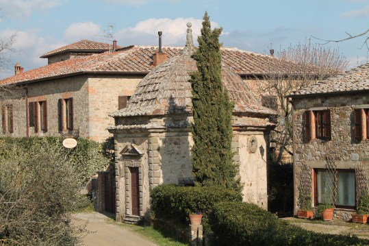 Fattoria Tregole ~ Restored 16th century Agriturismo & Winery