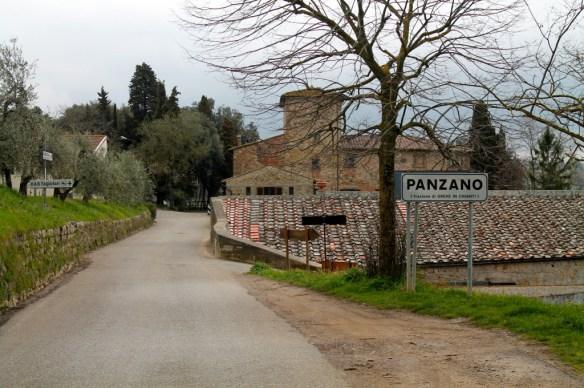 Buonvenuti a Panzano!
