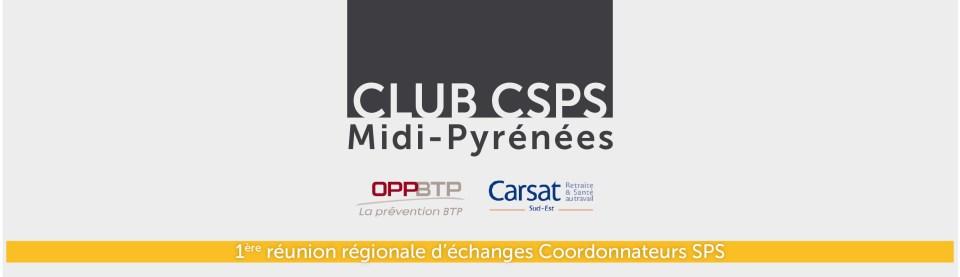 1ère réunion régionale d'échanges Coordonnateurs SPS