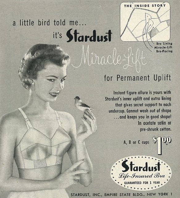 stardust bra