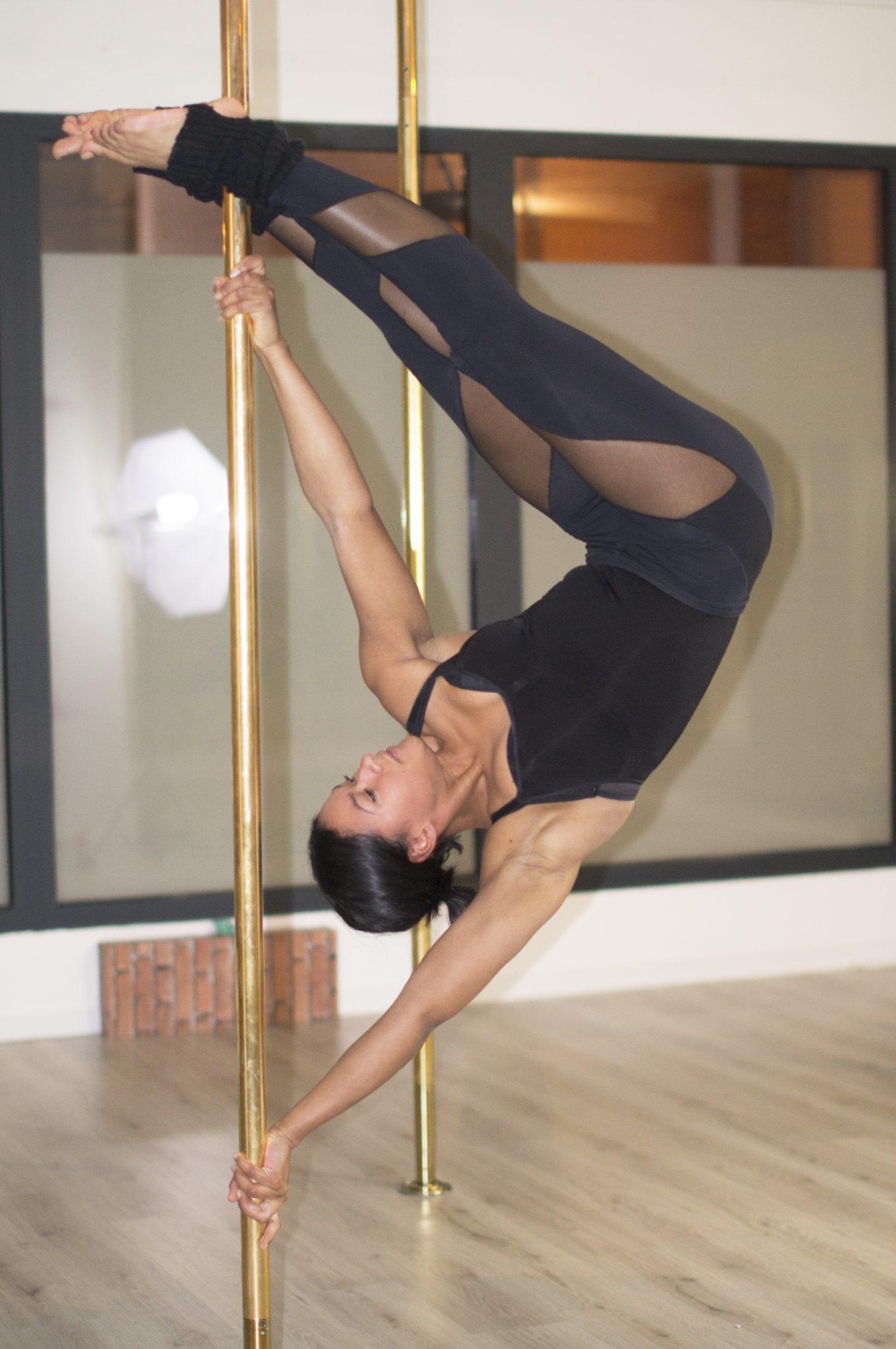 pole dance 1 fois par semaine