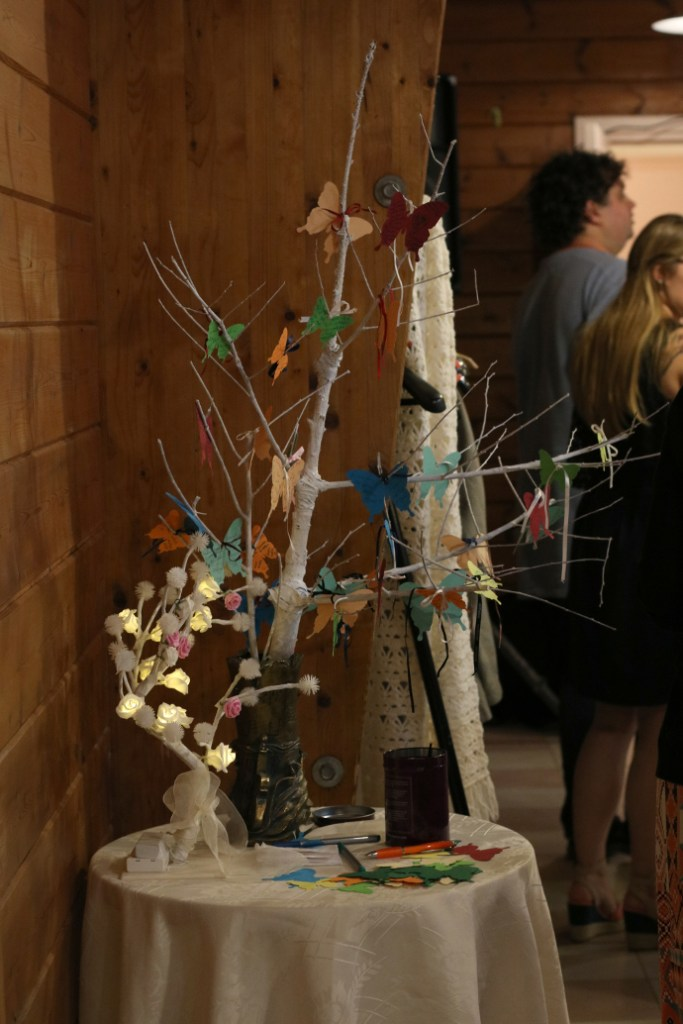 arbre à souhait mariage