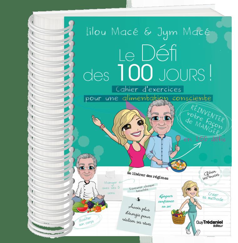 Le défi des 100 jours alimentation consciente