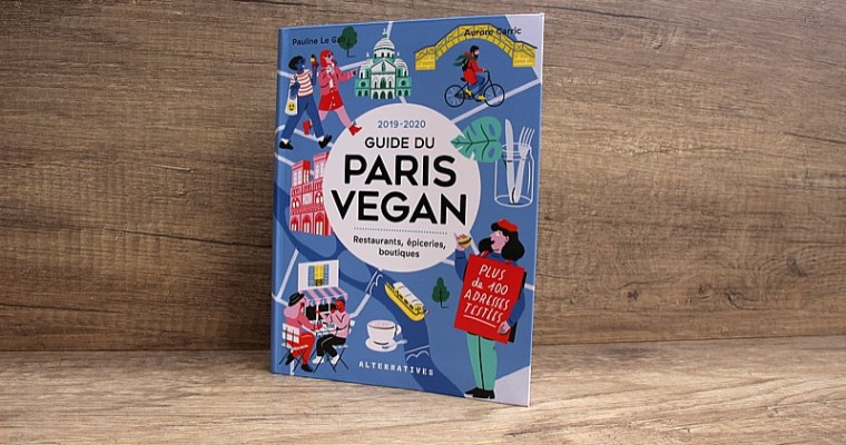 Guide du Paris Vegan