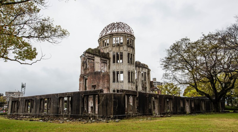 The A-Bomb Dome – A World Peace Monument in Hiroshima, Japan