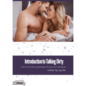 Introduction to Talking Dirty for Christian couples