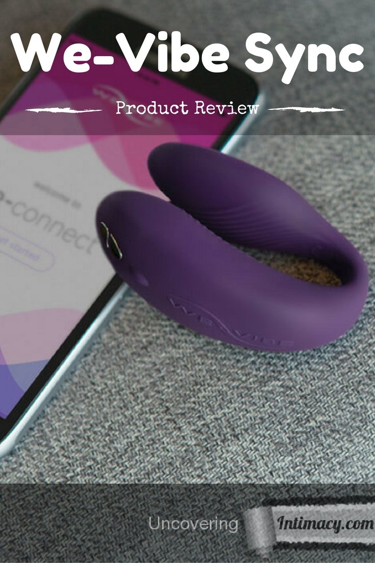 We-Vibe Sync Product Review - An awesome couples toy