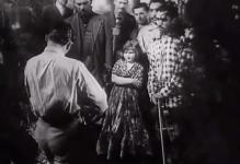 Ariana as the Gypsy girl in Gehenna, 1938.