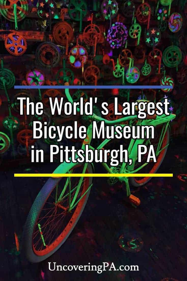 Visiting Bicycle Heaven in Pittsburgh, Pennsylvania