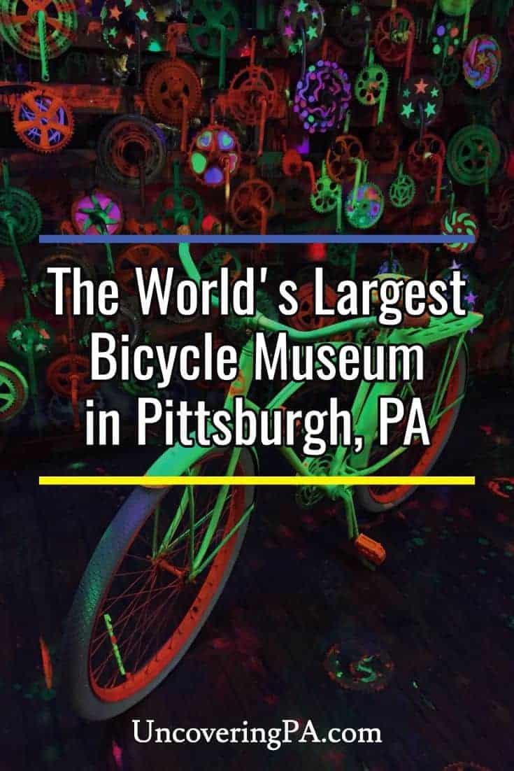 Visiting Bicycle Heaven in Pittsburgh, Pennsylvania