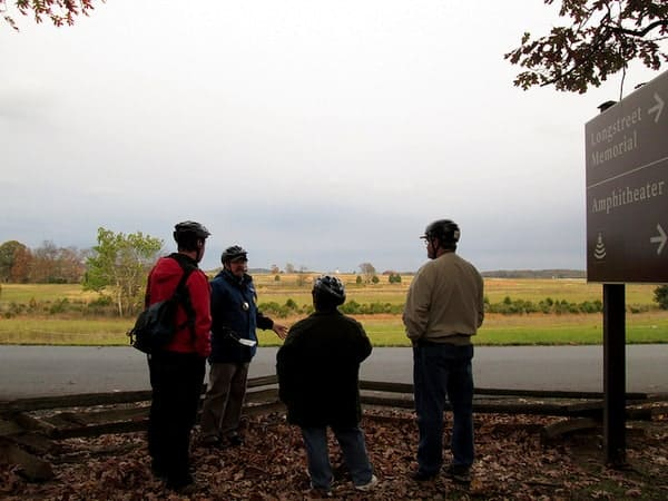 Taking a break to talk a bit more about the history of the Gettysburg Battlefield.