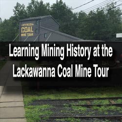 Taking-the-lackawanna-coal-mine-tour
